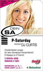 P-Saturday@Partyhouse