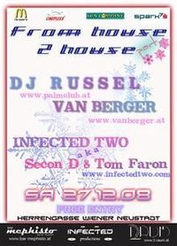 From House 2 House@2Raum Club Lounge