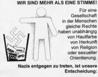 Gruppenavatar von LAUT GEGEN NAZIS !