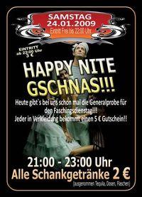 Happy Nite Gschnas!!!