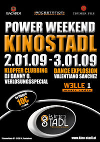 Power Weekend!!!