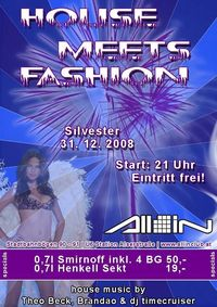 house meets fashion@All iN