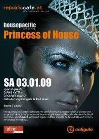 Housepacific pres. Princess of House