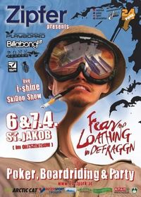 Fear and Loathing in DefRaggn@Ortsmitte