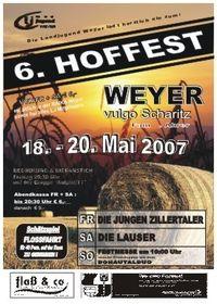 6. Hoffest@vlg. Scharitz