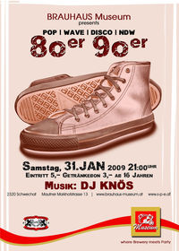 80er - 90er Party