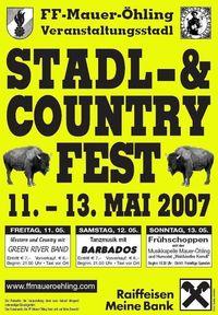 Stadl-& Countryfest@Veranstaltungs Stadl