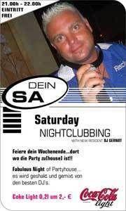 Saturday Nightclubbing