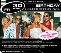 Birthday Celebration XXL