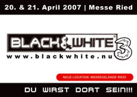 Black & white 2007@Messezentrum