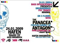 Bass Intoxication w The Panacea ++@Hafen