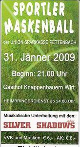 Sportlerball@Gasthaus Hofer (Knappenbauer)