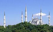 Gruppenavatar von Moscheeeeee, Moscheeeeee, Moschee, Moschee eine Kirche ohne Jesus, ja das ist eine Moschee!
