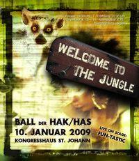 HAK/HAS Ball St.Johann/Pg. - Welcome to the Jungle@Kongresshaus St.Johann