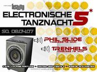 Elektronische Tanznacht 5@Café Festung