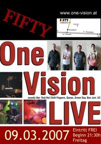 Rocknight feat. OneVision@Fifty