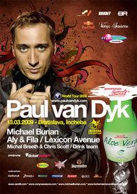 Paul Van Dyk @Incheba Expo