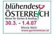 Blühendes Österreich@Messe Wels