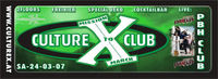 **Mission to March**@Culture X Club