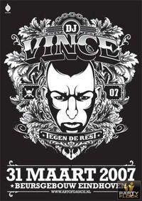 DJ Vince, Tegen de Rest@Beursgebouw E