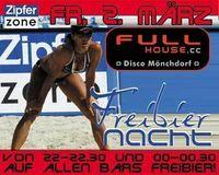 Freibier Nacht@Fullhouse