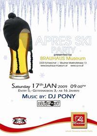 Apres Ski Party@Brauhaus Museum