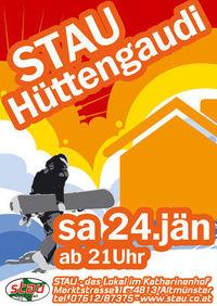 Hüttengaudi@Stau - Das Lokal