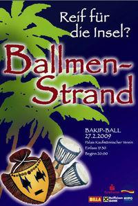 Ballmen-Strand - Reif für die Insel