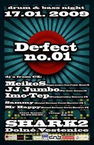 Defect no.1@Shark2