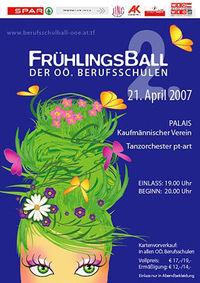 Frühlingsball d. OÖ-Berufsschulen