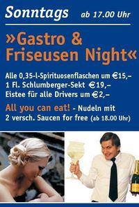 Gastro & Friseuren Night