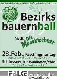 Bezirksbauernball@Schlosscenter