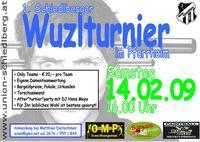 1. Wuzlturnier@Pfarrheim
