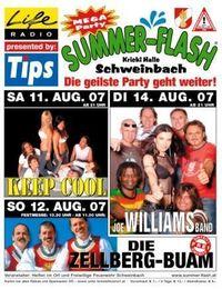 Summer Flash 3@Krickl Halle