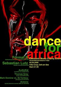 Dance for Africa - Charity Event@Villa Crazy