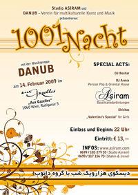 1001 Nacht@Aux Gazelles
