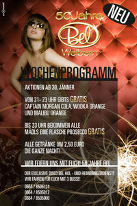 Party-Night - Geschlossen@Disco Bel