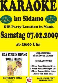 Karaoke@Cafe Sidamo Mank