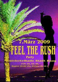 Feel The Rush @Mostviertel-Halle