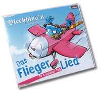 .. un I fliag, fliag, fliag wia a Flieger *sing*