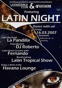 Latin Night