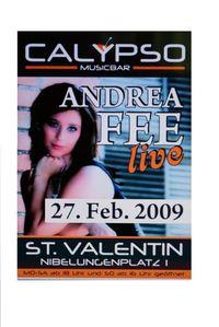 !  Andrea Fee live !@Calypso