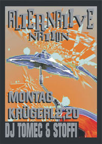 Alternative Nation@Rock Pub