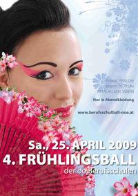 4. Frühlingsball der OÖ Berufschulen