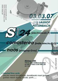 Electro Music meets Bauhof@Bauhof