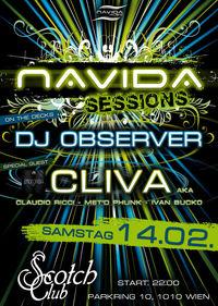 Navida Sessions@Scotch Club