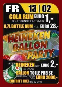 Heineken Ballon Party@Ballegro