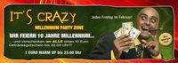 It´s Crazy - Millennium Party Zone@Millennium Wien-Nord