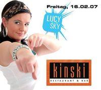 Lucy in the Sky@Kinski