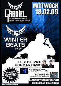 Winter Beats Vol.01@Gabriel Entertainment Center